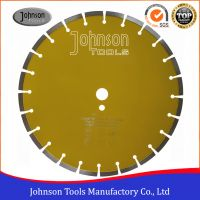 Sell 350mm  diamond laser welded saw blade for concrete