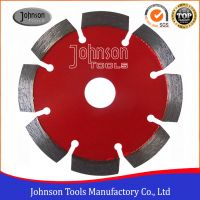 105mm diamond laser welded saw blade for stone cutting