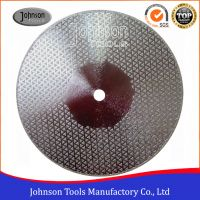 Sell OD300mm Electroplated diamond cutting saw blade