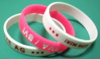 Sell silicon bracelet