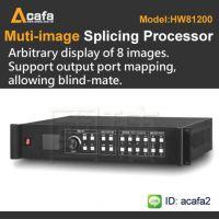 Multi-Image Splicing Processor
