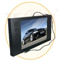 Sell 19 inch Horizontal Alu. Frame lcd advertisement player