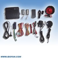 Sell One Way Car Alarm System with Remote Engine Start
