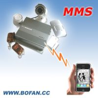 Sell Wireless GSM MMS Security Alarm with taking photo
