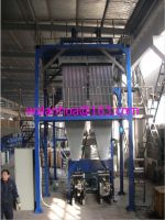 Sell PET/PP/PA6 POY production machine