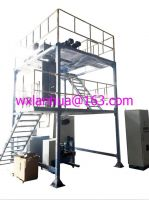 Sell Bi-compound POY&FDY spinning pilot machine