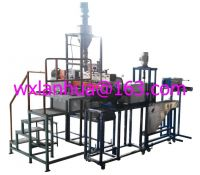 Sell Double extruder spinning machine
