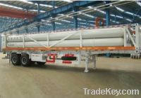 Sell 10 Tubes CNG Trailer