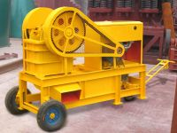 Sell Portable Diesel Engine Crusher