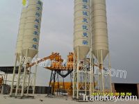 Sell HZS25, HZS35, HZS50 simple mixing plant