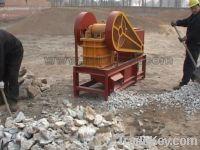 Sell PEC PCC diesel-powered crusher