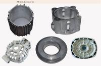 Aluminum motor housing, Aluminum die cating accessories