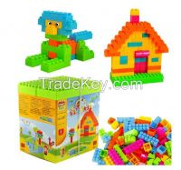 Intelligent 88 Pcs Building Blocks
