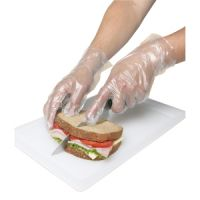 Sell disposable PVC glove in food usage