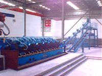 Aluminium &Alloy rod continuous Casting and Rolling Line