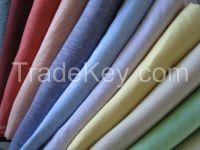 Linen Yarn-dyed Fabric
