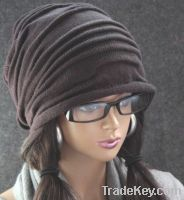 Sell Knitted hats, wool hats