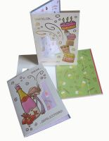 Sell greeting card