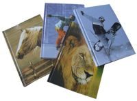 Sell hard cover notebook
