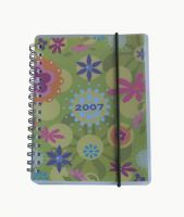 Sell PP wire bound notebook