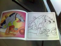 Sell drawing book