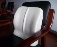 Cushion 001 Visco Elastic Seat Back Memory Foam Lumbar Support