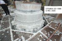 """USED """"OTSUKA"""" MODEL CC-1500 CONE CRUSHER S/NO. 3325"""