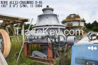 USED KOBE ALLIS-CHALMERS 9-45  HYDRO CONE CRUSHER S/NO. 11-2084