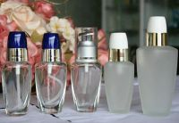 Sell Glass Lotion Bottle