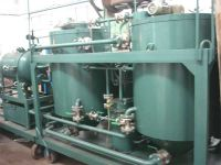 NSH GER Used Oil Regeneration,oil recycling System