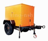 SINO-NSH VFD Transformer Oil filtration equipment