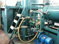 NSH GER used Oil  purification/oil treatment/oil purifier machine