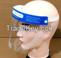 Standard Splash Resistant medical face shield