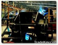 Sell industrial fabrication services