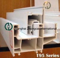 UPVC Profiles & windows doors: T95 Sliding Series