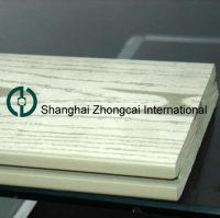 PVC decking (wood & plastic foaming technique)