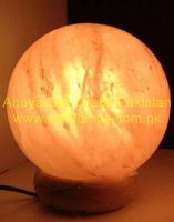 Natural Ball Salt Lamps/Himalayan Globe Lamps/Round Salt Lamps