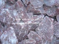 Himalayan Animal Salt Licks/Himalayan Natural Animal Lick Feed/Natural Rock Salt Lick Stone for Horses with Ropes