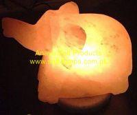 Himalayan Elephant Shape Crystal Salt Lamps/Himalayan Animal & Fancy Salt Lamps/Himalayan Crafted Animals and Fancy Salt Lamps/Himalayan Crystal Rock Salt Lamps/Himalayan Salt Diffuser and Ionizer