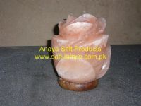 Himalayan Flower Salt Lamps/Himalayan Crafted Flowers and Fancy Salt Lamps/Himalayan Crystal Rock Salt Lamps/Himalayan Salt Diffuser and Ionizer
