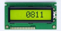 Sell Alphanumeric lcd module 8characters 1line