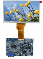 Sell 7 inch TFT LCD Module-Digital with driver board 102MLXD