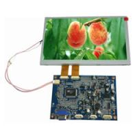 Sell 8 inch digital LCD module with driver board