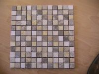 travertine and marble mosaics