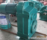 Sell Parallel shaft helical gear reducer