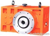 Sell plastic extruder gear reducer