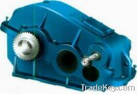 Sell ZQ gear reducer