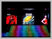 Sell P31.75 indoor stage background led display