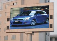 Sell P25 outdoor full color advertising led display