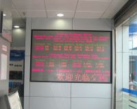 Sell Indoor Dual Color LED Display